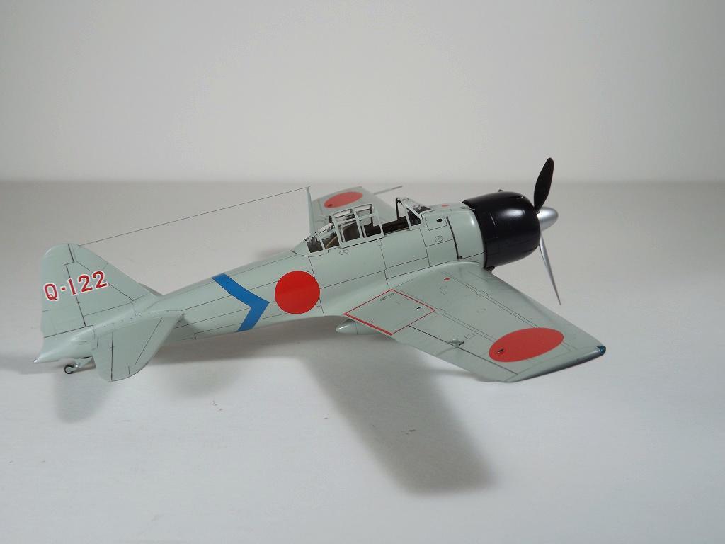 1/48零戦32第2航空隊(ラバウ航...