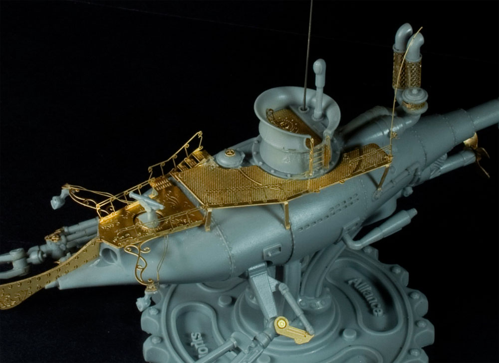 1/144StenpunkSubmarine