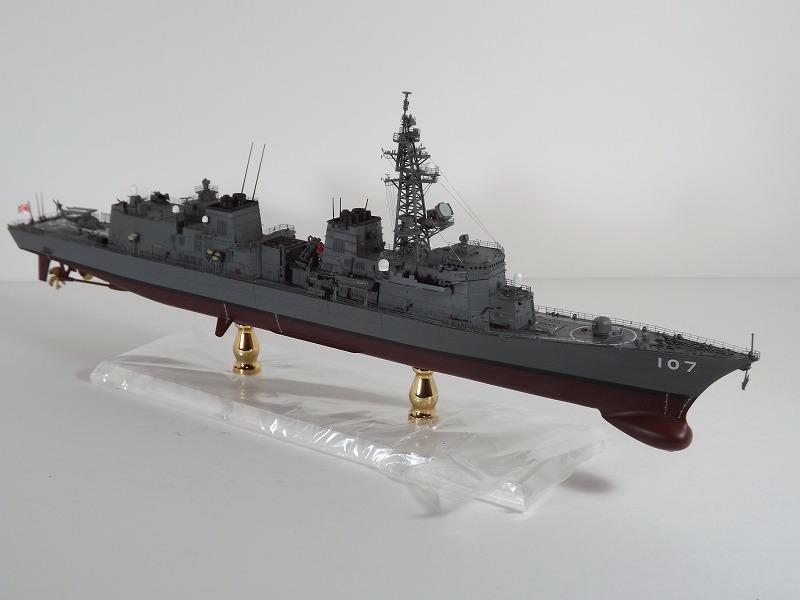 1/350海上自衛艦DD-107いかづち