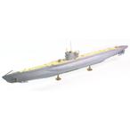ポントスモデルスーパーディティールアップパーツ1/72ドイツ潜水艦Uボート(typeV11用)ディティールアップセット