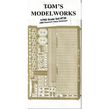 TOM'SMODELWORKS,エッチング,トムスモデル