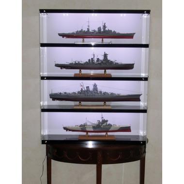 アクリルケース,模型用ケース,艦船模型用ケース,ウィングアンドレイルモデルズネット